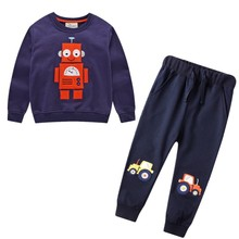 Children Clothing 2020 Autumn Spring Toddler Baby Boys Clothes 2pcs Outfit Kids Clothes Boys Casual Suit for Boys Clothing Sets 2017 spring newborn baby boy clothes bow lie kids suit clothing sets 3pcs children bebe solid cloth outfit sport coats boys