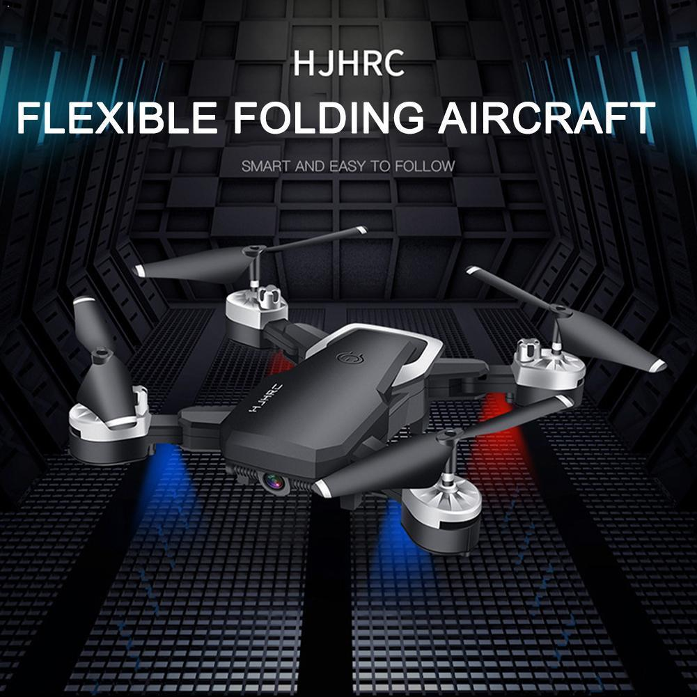 RC Drones With Camera HD 720P Folding Aerial RC Helicopter Long-Range Four-Axis Toys Wifi Aircraft Quadcopter Y7T5