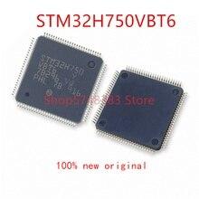 1 قطعة/الوحدة 100% جديد الأصلي STM32H750VBT6 STM32H750 32H750 LQFP 100 متحكم MCU