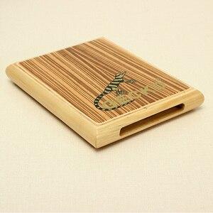 IRIN PAD-2 Wood Tablet Drum Tr
