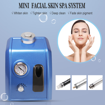 3 in 1 Small Bubble Oxygen Facial Water Peeling Diamond Hydra Microdermabrasion Deep Cleansing Machine Facial Peeling Equipment 11 in 1multi function pdt hydra beauty equipment hydra microdermabrasion oxygen facial machine skin rejuvenation exfoliators
