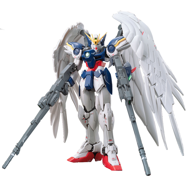 Gundam Model RG 17 1/144 WING ZERO Flying Wing Zero EW Edition