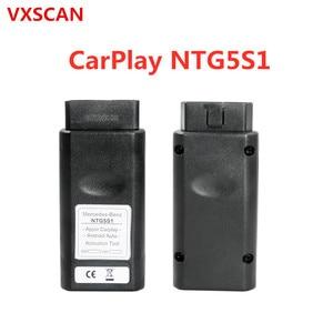 Image 1 - NTG5 S1 Apple CarPlay y Android herramienta de activación del coche manera más segura de usar su iPhone/teléfono Android en el coche Carplay NTG5S1