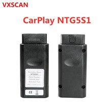 Ntg5 s1 apple carplay e android ferramenta de ativação do carro maneira mais segura de usar seu telefone iphone/android no carro carplay ntg5s1