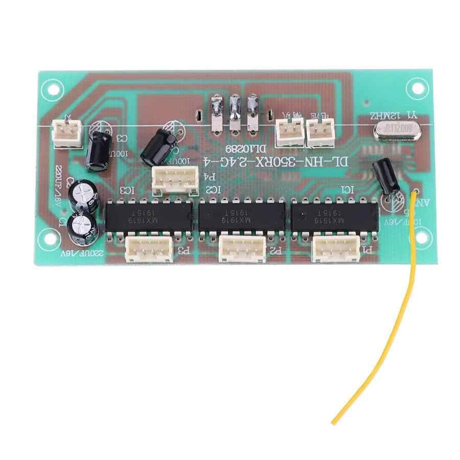 RC Auto Speelgoed Accessoire Ontvanger Board Fit voor HUI NA 1350 1570 1550 1560 1571 Afstandsbediening Graafmachine Onderdelen model