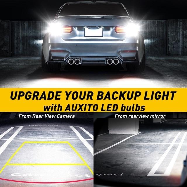 2Pcs T15 W16W 912 921 LED Canbus No Error Lamp Reverse Light For Hyundai Tucson 2017 Creta Kona IX35 Solaris Accent I30 Elantra|Signal Lamp|   -