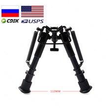 Tático tri-trilho bipod montagem adaptador conector para airsoft guerreiro sniper rifle caça caza 6 9 9 Polegada