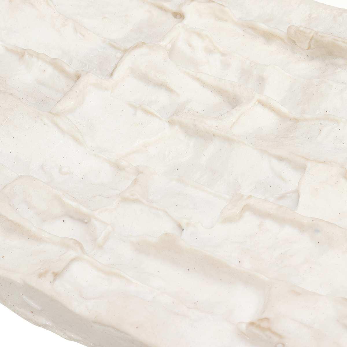 Polyurethane Molds For Concrete Garden House Decor Texture Wall Floors Molds Cement Plaster Stamps Model Molds Rubber Molds