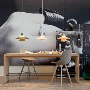 Image 5 - Nordique pendentif Led lumières pour salon coloré suspension lampe salle à manger suspension lampe moderne cuisine luminaires