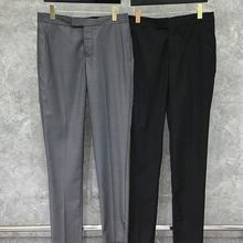 2021 Fashion TB THOM Brand Pants Men Slim Casual Suit Pants Men's Business Black Spring And Autumn Formal Trousers