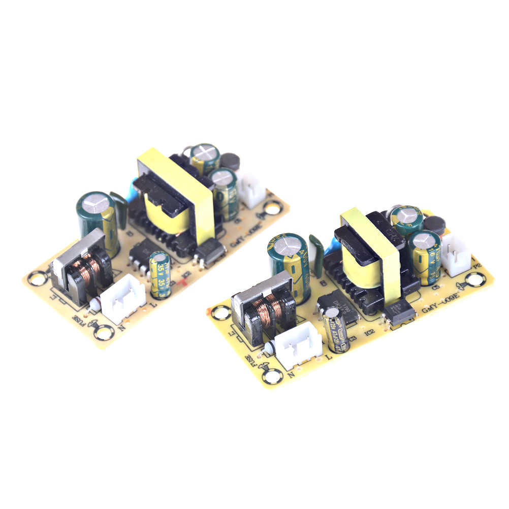 NEW AC-DC <font><b>12V</b></font> <font><b>1.5A</b></font> 5V 2A Switching <font><b>Power</b></font> <font><b>Supply</b></font> Module Bare Circuit 100-265V To <font><b>12V</b></font> 5V Board TL431 Regulator For Replace/Repair image