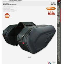 Набор SA212 водонепроницаемый для седельного багажника мотоцикла шлем бокового вида мешок хвост коробка с дождевик 30