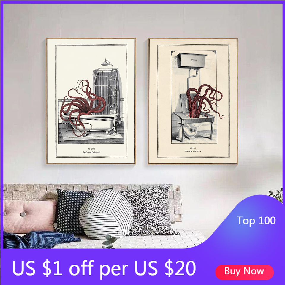 Top 10 Wall Art Canvas For Bathroom Brands And Get Free Shipping A874