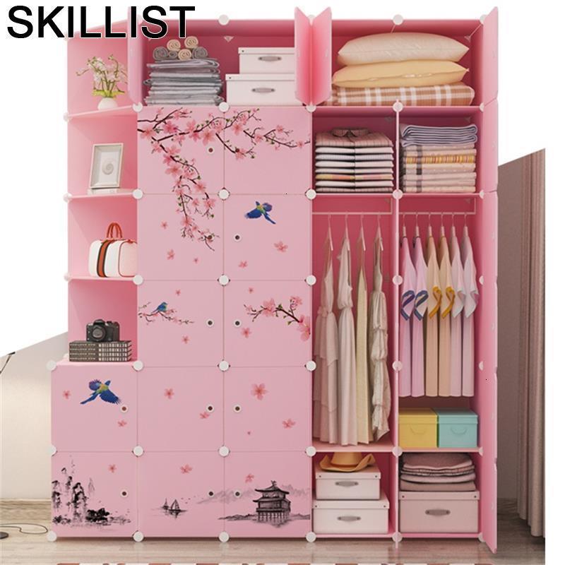 Furniture Dresser For Bedroom Gabinete Meble Moveis Para Casa Storage Mueble De Dormitorio Cabinet Guarda Roupa Closet Wardrobe
