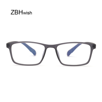 New Men Women Reading Glasses Farsighted Vision Glasses For Hyperopia With Spring Hinge Eyeglasses Points+1+1.5+2+2.5+3+3.5 image