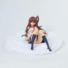 11 centímetros Misaki Kurehito Skytube COMIC suave corpo menina Sexy girls brinquedos Figura de Ação Anime japonês PVC Figuras de Ação adulto anime