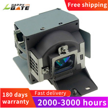VLT EX240LP Replacemetn Projector Lamp With Housing For EW230U ST,EW270U,EX200U,EX240U,GS 326,GX 330,GX 335 happybate