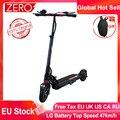 Оригинальный скутер ZERO 9, 52 в, 48 В, 600 Вт, новый электрический скейтборд, легкость вместо прогулочного скутера, высокая скорость 47 км/ч, 60 км