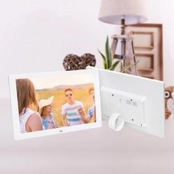 12.1 Inch Eletronic Picture Album LED Screen Digital Photo Frame High Resolution 1280x800(16:9) Clock Calendar 1080P HD Video Pl