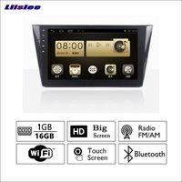 Liislee For Volkswagen VW Bora 2005~2011 Car Radio GPS Audio Video Multimedia Player WiIFi Navigation Android System No CD DVD