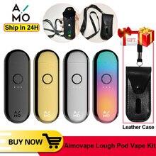 Набор ручек OVNS Aimovape Lough Pod Vape с аккумулятором 400 мА · ч, 1 мл, Ом, система pod, электронная сигарета VS minifit W01, набор ручек vape