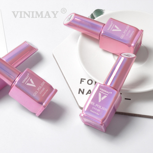 Image 4 - VINIMAY Hot Sale Red Gel Nail Polish vernis semi permanant UV Soak Off Gelpolish Nail Art Gel Varnish Manicure Nails Gel Lacque