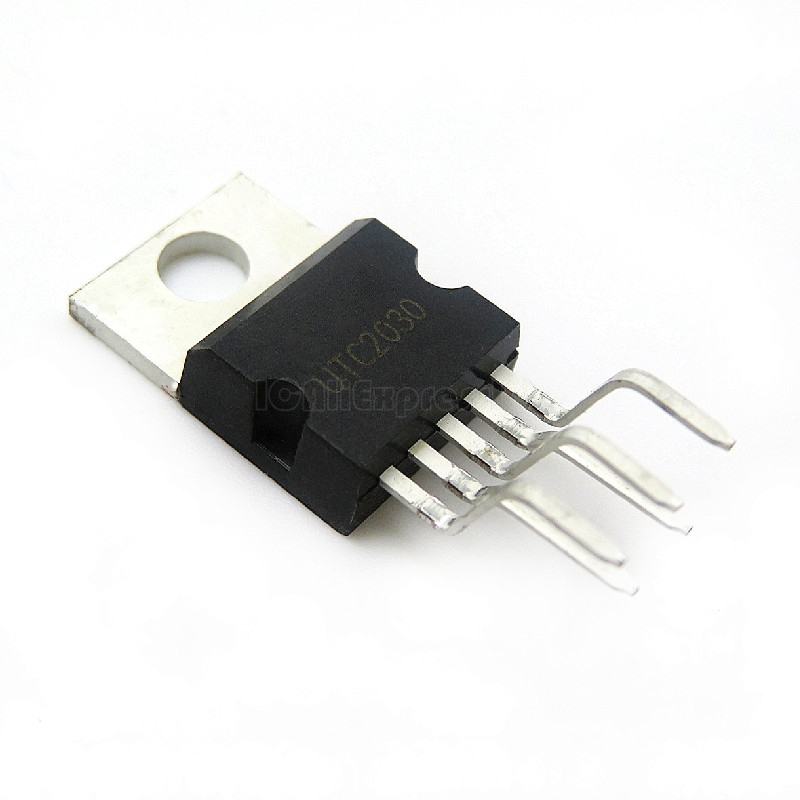 10pcs/lot UTC2030 TO220-5 UTC2030A TO-220 2030A TO220 In Stock