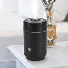 цена на Mini Car Home Office Air Humidifier Diffuser Mist Purifier Home Silent Bedroom Office Desktop Usb Aromatherapy Machine