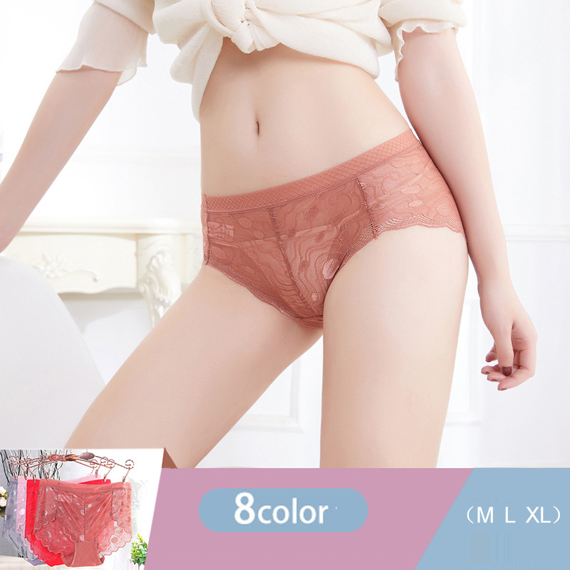 Round Dot Jacquard Wide Band Seamless Hip Raising Briefs Middle-Waisted Women High Quality Panties Bodyshaper Lingerie