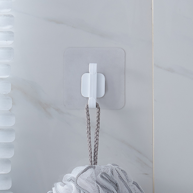 Strong Wall Hooks Suction Cup Sucker Wall Hooks Hanger For Kitchen Bathroom Removable