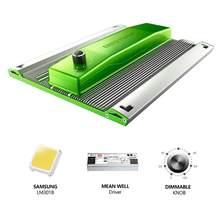 Bestva 1000w/2000w/4000w espectro completo led cresce a luz samsung quantum board lm301b mean bem lâmpada regulável para plantas crescer tenda