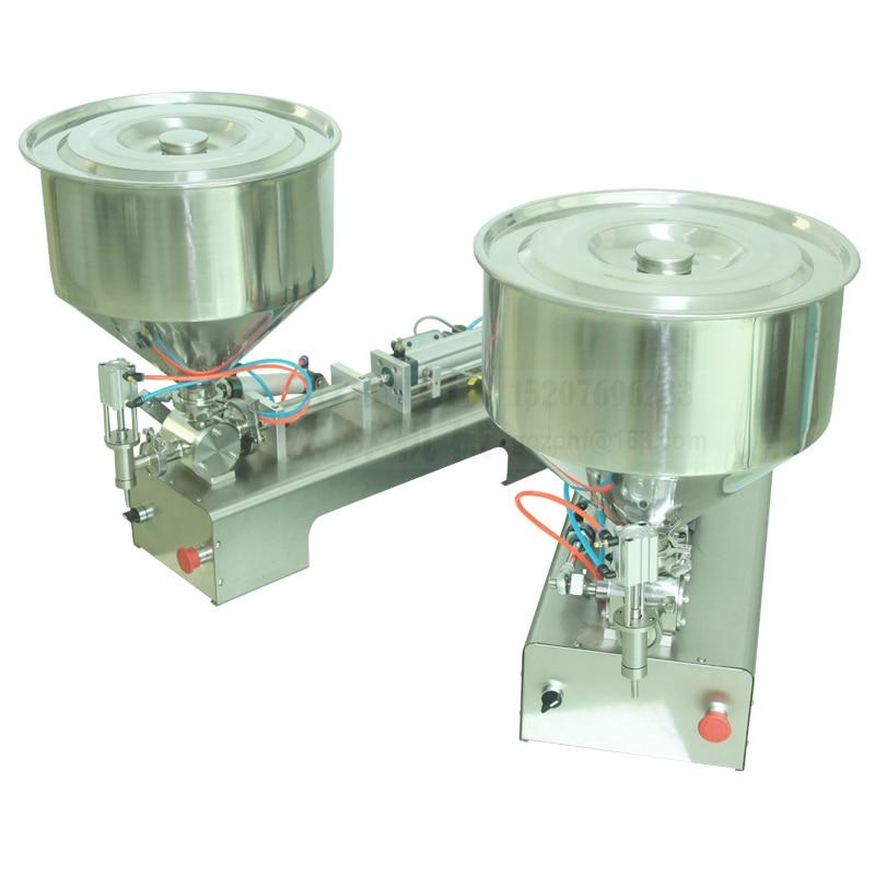 SHENLIN G1 nerezová horizontální pneumatická pasta automatická - Elektrické nářadí - Fotografie 2