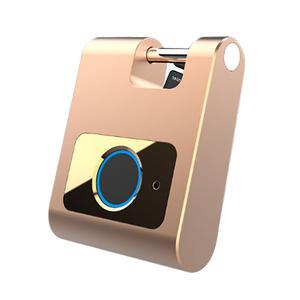 Fingerprint-Lock Bluetooth Cabinet Drawer Luggage Dormitory Smartphone App Portable