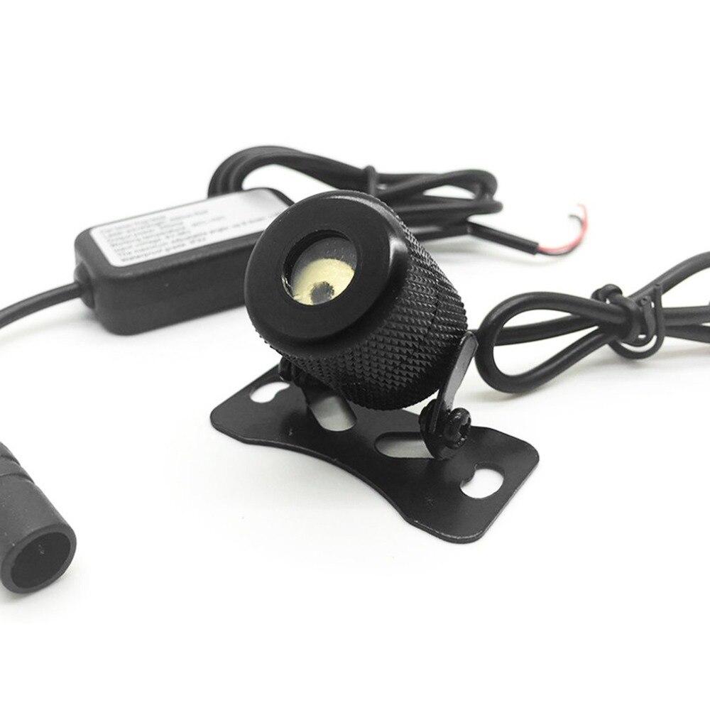 Hot6 узоры Водонепроницаемый мотоциклетный противотуманный светильник s мотоцикл задний светильник мотоцикл задний автомобильный лазерный ...