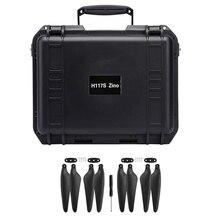 Сумка на плечо сумка для хранения прочный водонепроницаемый чехол для Habson H117S игрушка самолет Защитная сумка для Hubsan Zino H117S пропеллеры