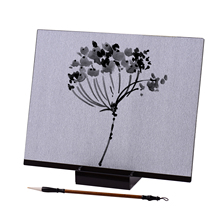 Paint Buddha-Board Reusable with Water-Brush Amp-Stand Release-Pressure Relaxation Relaxation