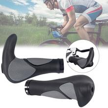 Mountain Bike Handlebar Cover Handle Grip Bar Rubber Horn Bicycle Grips MTB Road Bike Bicycle For Bicycle Parts meetlocks mtb bike grips handlebar grip bicycle parts bike end bar mountain bike accessories rubber cycling bicycle parts 1 pair