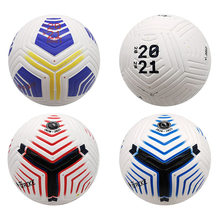 NEW 2020-2021 High-quality Wear-resistant Training Soccer Official Specifications 5 Football PU Match Soccer Ball Footba