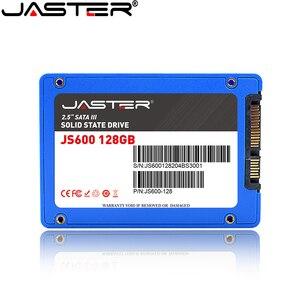 JASTER HDD SSD 2.5'' SATA3 HD SSD 128GB Internal Solid State Hard Drive Hard Disk For Laptop Desktop