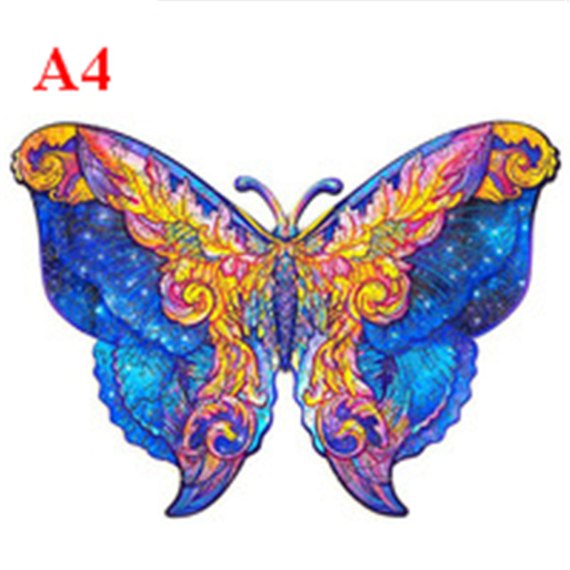 A4 Butterfly