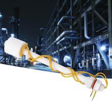 цена на 2Pcs P13010 PP Plastic Float Switch Water Tank Pool Liquid Level Sensor Controller  Convenient To Use
