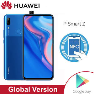 HUAWEI Hisilicon Kirin 710 P Smart-Z 4GB 64GB LTE/GSM/WCDMA NFC Octa Core Fingerprint Recognition