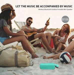 Image 3 - Bluetooth Speaker Wirelss Bluetooth Speakers Portable Loundpeakers 3D Subwoofer Music Column Outdoor Speaker Support FM TF Card