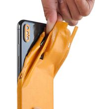 New Microfiber Leather Phone Back Cover Sticker For iPhone X