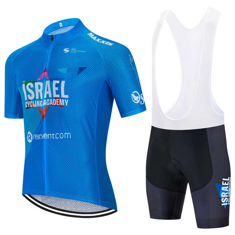 Cycling Kit Summer TEAM QUICKSTEP Quality Currency Set Cycling Jersey Set Blue