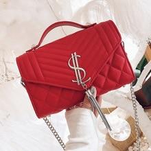 Luxury Tassel chain Handbags Women Bags Designer Crossbody Bags Women Small Messenger Bag Women's Shoulder Bag Bolsa Feminina