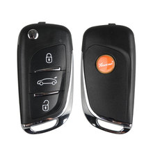 Xhorse DS стиль супер пульт дистанционного управления работает на всех ID как супер чип заменить XN002 беспроводной пульт дистанционного ключа Универсальный 3 кнопки