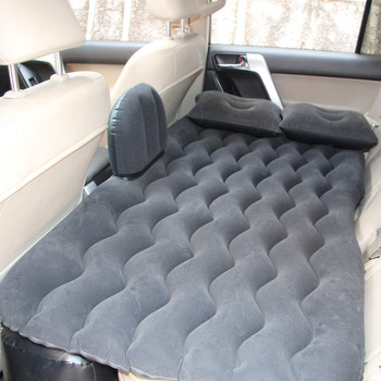 Car Bed Back Seat Cover protable bed Car Air Mattress Travel Bed Inflatable Mattress Air Bed Good Quality Inflatable Accessories