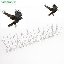 Heißer 7M Vogel und Taube Spikes Pest Repeller Anti Vogel Taube Spike für Loszuwerden von Tauben und Erschrecken vögel Schädlingsbekämpfung 60 Dornen
