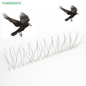 Image 1 - Pointes doiseaux et de Pigeons 7M, répulsif antiparasitaire, pointes de Pigeons, pour se débarrasser des Pigeons et des oiseaux effrayants, lutte antiparasitaire 60 épines